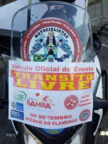 2018 - Agosto 09 - Anjos do Esporte com a missão da Corrida do Samba (1)